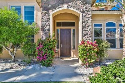 Indio Single Family Home For Sale: 81812 Villa Reale Drive