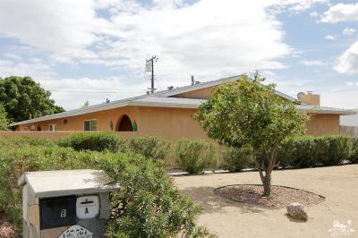 Palm Desert Multi Family Home For Sale: 42578 Clifford Street