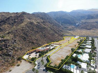 Palm Springs Residential Lots & Land For Sale: Las Palmas Estates Drive