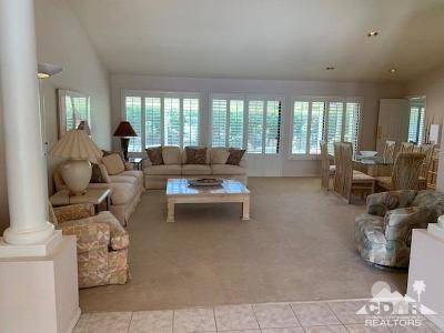 Rancho Mirage Single Family Home For Sale: 43 San Marino Circle
