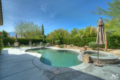 Rancho Mirage Single Family Home Contingent: 62 Paris Way