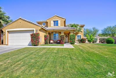 Indio Single Family Home Contingent: 82688 Mandrone Drive