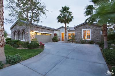 La Quinta Single Family Home Contingent: 81271 Stone Crop Lane