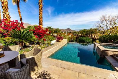 La Quinta Single Family Home Contingent: 78222 Pinnacle Point