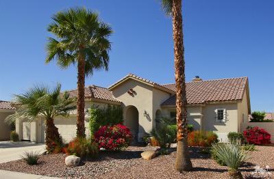 Indio Single Family Home Contingent: 80635 Camino Santa Elise