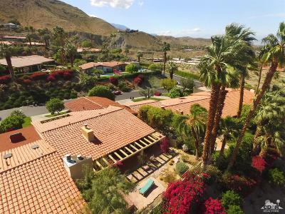 Rancho Mirage Condo/Townhouse Contingent: 40100 Via Buena Vista