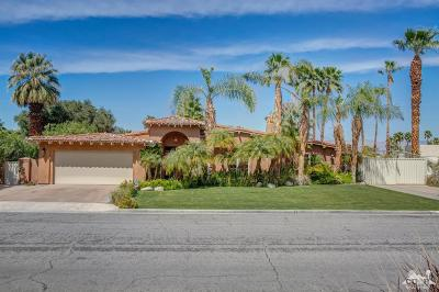Palm Desert Single Family Home Contingent: 72912 Willow Street