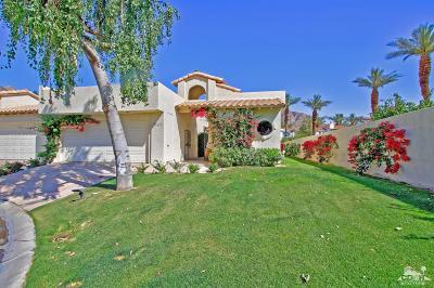 Single Family Home Contingent: 77370 Camino Quintana