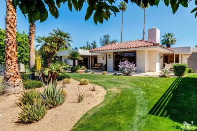 Rancho Mirage Single Family Home Contingent: 11 Wesleyan Court