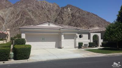 La Quinta Single Family Home For Sale: 54315 Riviera