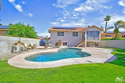 Cathedral City Single Family Home For Sale: 68795 Minerva