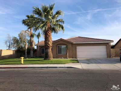 Indio Single Family Home For Sale: 83487 Mango Walk Walk