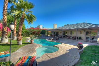Palm Desert Single Family Home Contingent: 94 Hudson Court