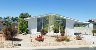 Palm Desert Greens Mobile Home For Sale: 38581 Cactus Lane