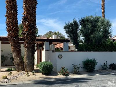 La Quinta Single Family Home Contingent: 49455 Avenida Montero