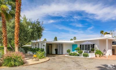 Palm Desert Single Family Home Contingent: 48270 Birdie Way
