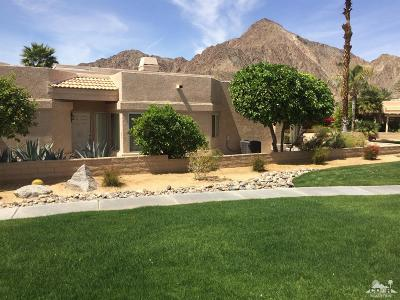 La Quinta Single Family Home For Sale: 48514 Via Amistad