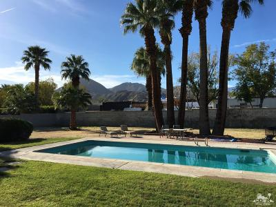 Palm Desert Single Family Home For Sale: 74655 Old Prospector Trail