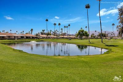 Rancho Mirage Condo/Townhouse Contingent: 197 Torremolinos Drive