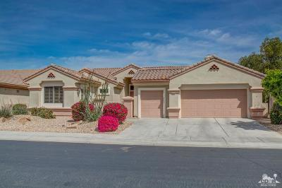 Sun City Single Family Home Contingent: 78232 Cloveridge Way