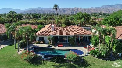 Rancho Mirage Single Family Home For Sale: 104 Loch Lomond Road
