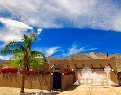 La Quinta Single Family Home Contingent: 52885 Avenida Ramirez