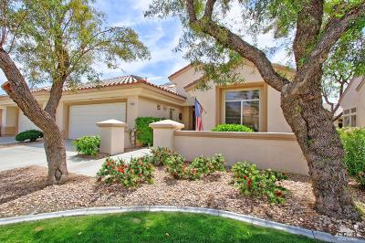 Single Family Home For Sale: 78389 Yucca Blossom Drive