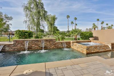 Indio Single Family Home Contingent: 82868 Burnette Drive
