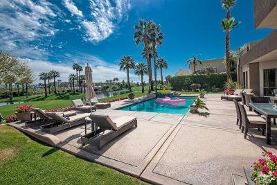 Palm Desert Single Family Home Contingent: 15 Avenida Andra