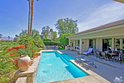 Rancho Mirage Single Family Home Contingent: 1 Oakmont Drive