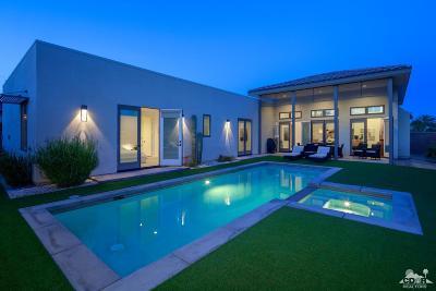 La Quinta Single Family Home For Sale: 57887 Salida Del Sol