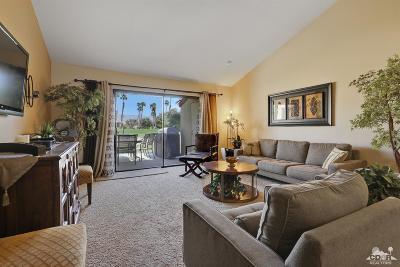 Palm Desert Resort C Condo/Townhouse Contingent: 40111 Baltusrol Circle