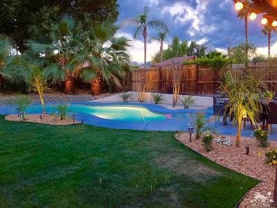 La Quinta Single Family Home For Sale: 78855 La Palma Drive