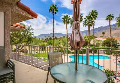 Palm Springs Condo/Townhouse For Sale: 2001 E Camino Parocela #I60