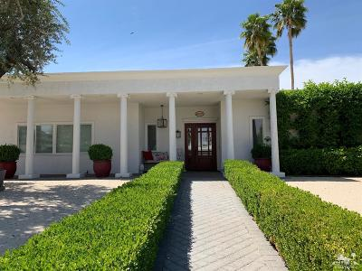 Palm Desert Single Family Home For Sale: 48325 Prairie Drive