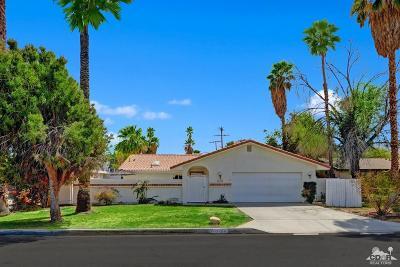 Palm Desert Single Family Home For Sale: 73375 Royal Palm Drive