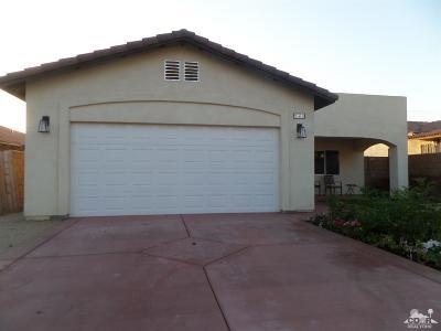 La Quinta Single Family Home For Sale: 51792 Avenida Ramirez