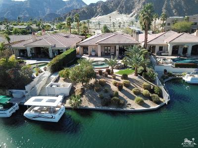 La Quinta Single Family Home For Sale: 47698 Caleo Bay Drive