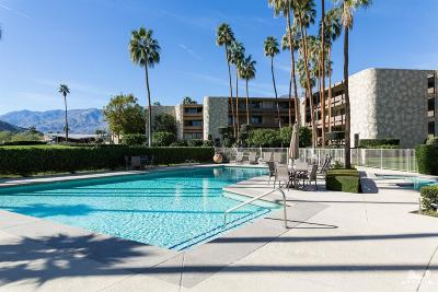 Palm Springs Condo/Townhouse For Sale: 2424 E Palm Canyon Drive #1A