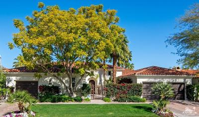 Rancho Mirage Single Family Home For Sale: 380 Loch Lomond Road