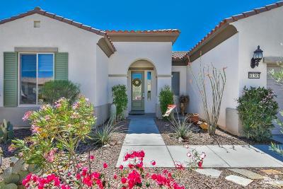 Sun City Shadow Hills Single Family Home For Sale: 81385 Avenida Montura