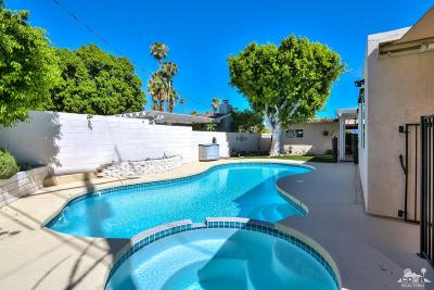 Palm Desert Single Family Home For Sale: 72555 Beavertail Street
