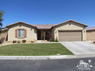 Indio Single Family Home For Sale: 83700 Olympus Drive