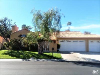 Cathedral City Single Family Home For Sale: 36429 Las Begonias
