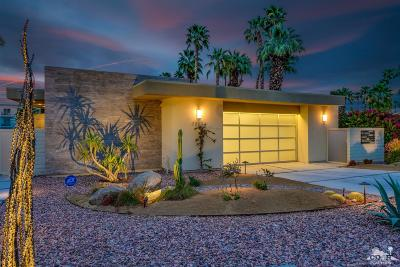 Palm Desert Single Family Home Contingent: 73674 Shadow Mountain Drive