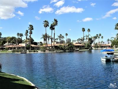 Rancho Mirage Condo/Townhouse For Sale: 220 Lake Shore Drive
