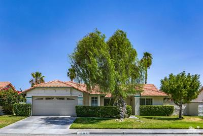 Cathedral City Single Family Home Contingent: 30608 Kenwood Drive