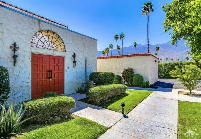 Palm Springs Condo/Townhouse Contingent: 1833 S Araby Drive South #23