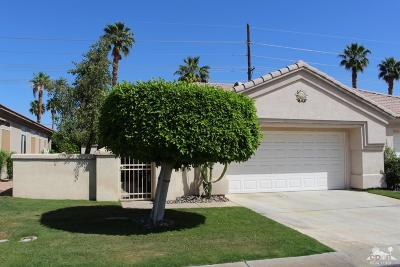 Indio Single Family Home For Sale: 80282 Dornoch Drive
