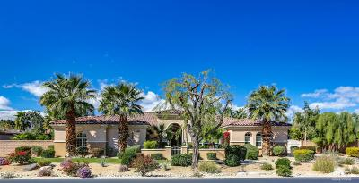 Indio Single Family Home For Sale: 49317 Hohokam River Street